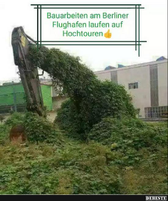 Berliner Flughafen Witze