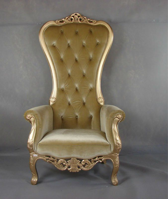 King and Queen Chair Rentals | ... amanzipartyrentals.com/santa-claus-king-throne-christmas-chair-rentals