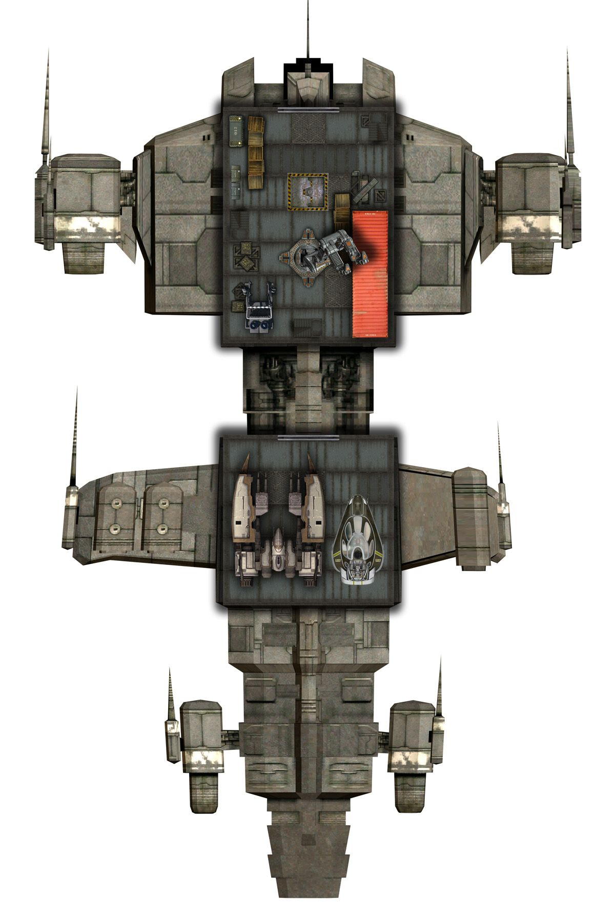 Dundjinni Mapping Software - Forums: Serenity map (sci-fi ...