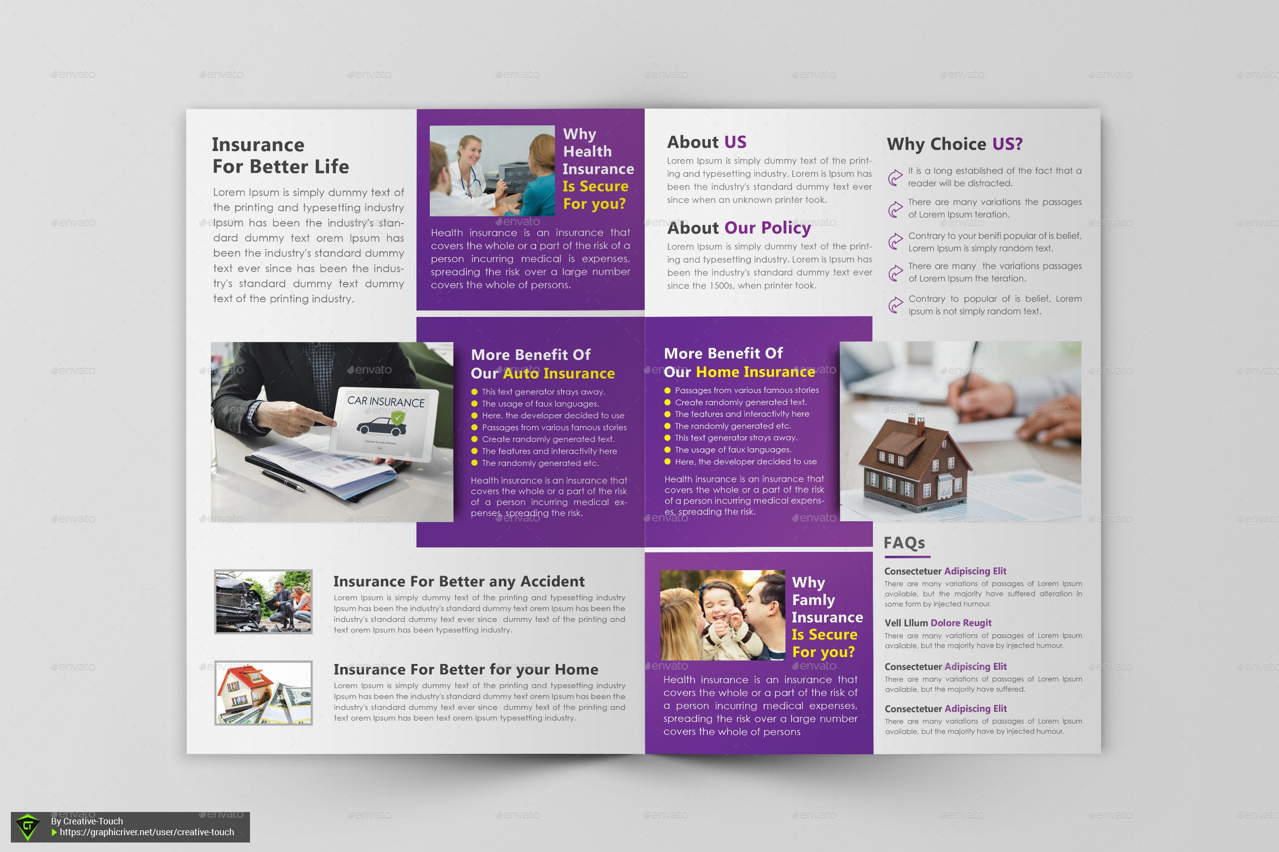 Homeowners Insurance Company >> Insurance Company Brochure Insurance Company Brochure