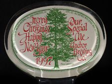 Anchor Brewing Co. - Merry Christmas, Happy New Year 1997 5,8% pullo