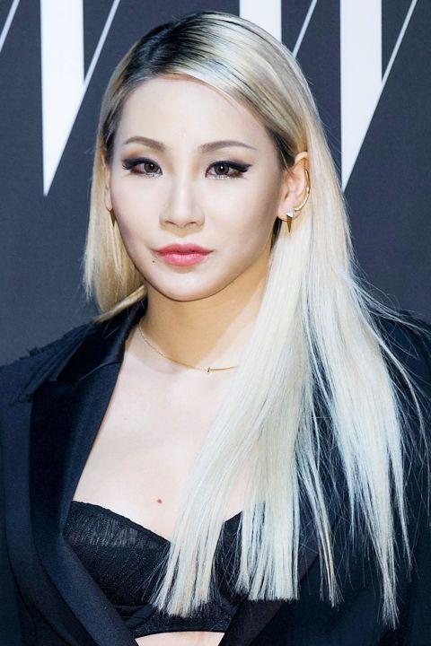 Beauty Platinum Blonde Hair Blonde Asian Hair Blonde Asian