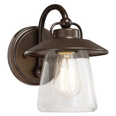 Westwood Collection 37369 Accord 7-in W 1-Light Mission Bronze Arm Hardwired Wall  sc 1 st  Pinterest & Westwood Collection 37369 Accord 7-in W 1-Light Mission Bronze Arm ...
