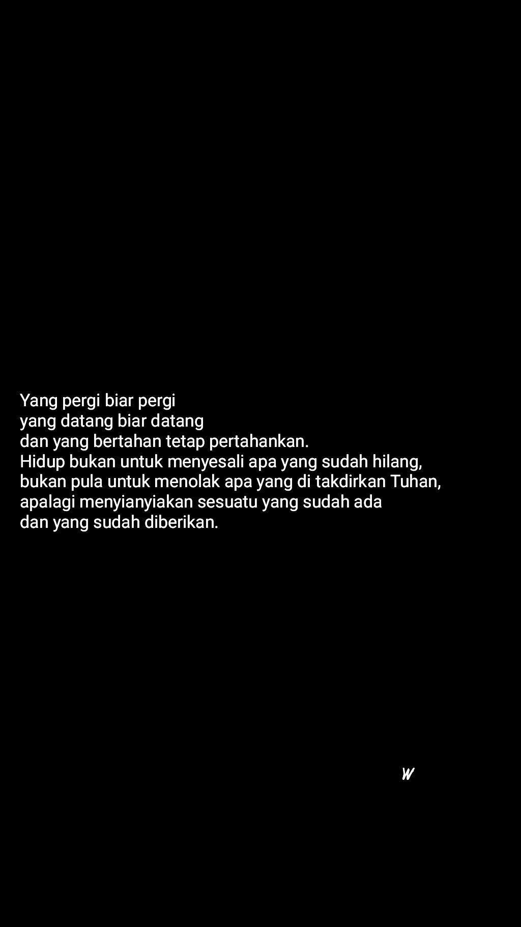 Quotes Katakata Sedih Sadness Galau Peka Doi Bahagia