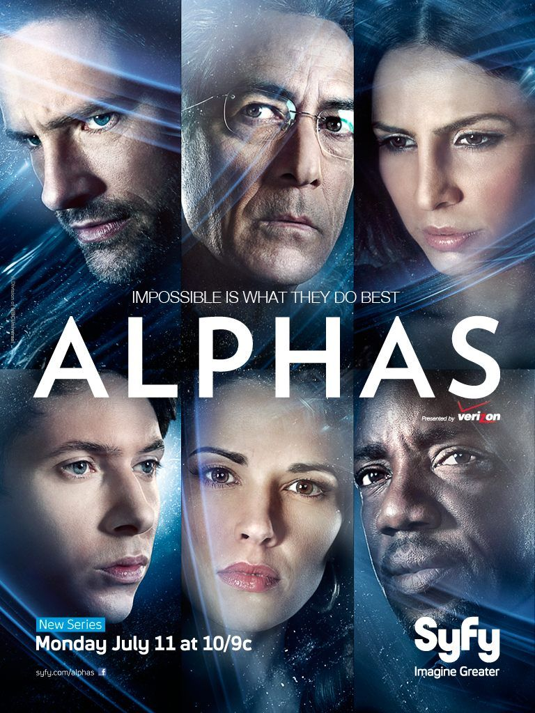 Alphas - Just found out. Dearly departed :(