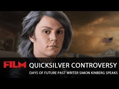 X-Men: Days of Future Past Writer Talks Quicksilver ...