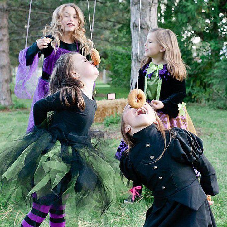 Outdoor Halloween Party Games   POPSUGAR Moms