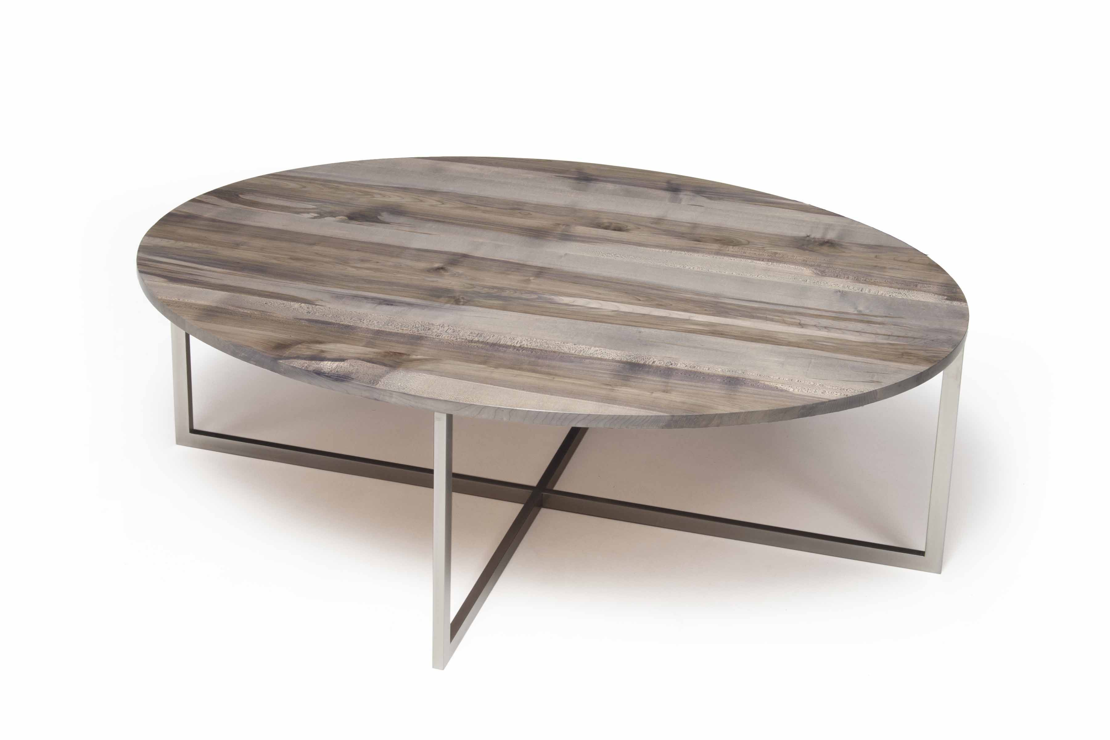 Tod Von Marten maple elipse coffee table | Furniture - Coffee Tables ...