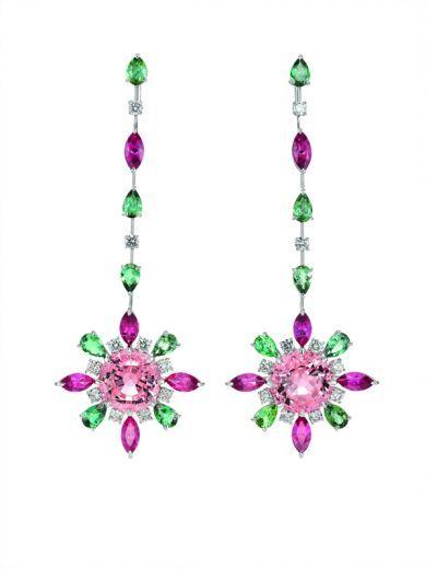 Chopard. earrings...♡