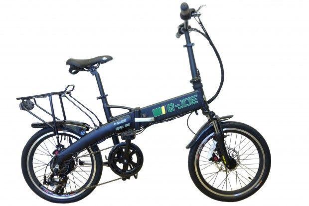 $5 OFF WITH CODE PINTEREST!!! E-Joe Epik SE 2015 Folding Electric Bike from Road Bike City
