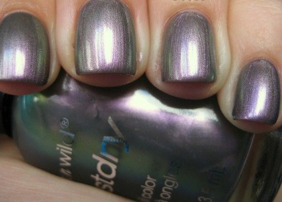 Wet N Wild Grays Anatomy Nail Polish $5.95