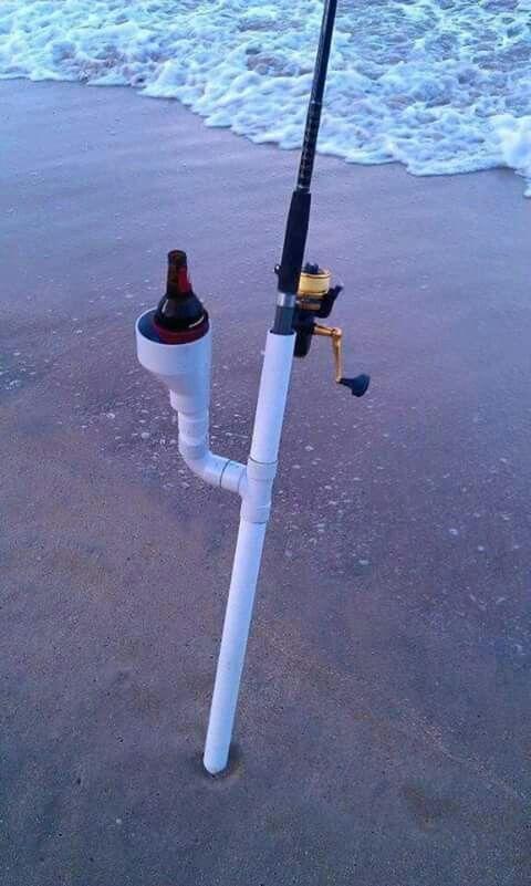 Fishing Rod holder #reellife #gearthatfitsyourlifestyle www