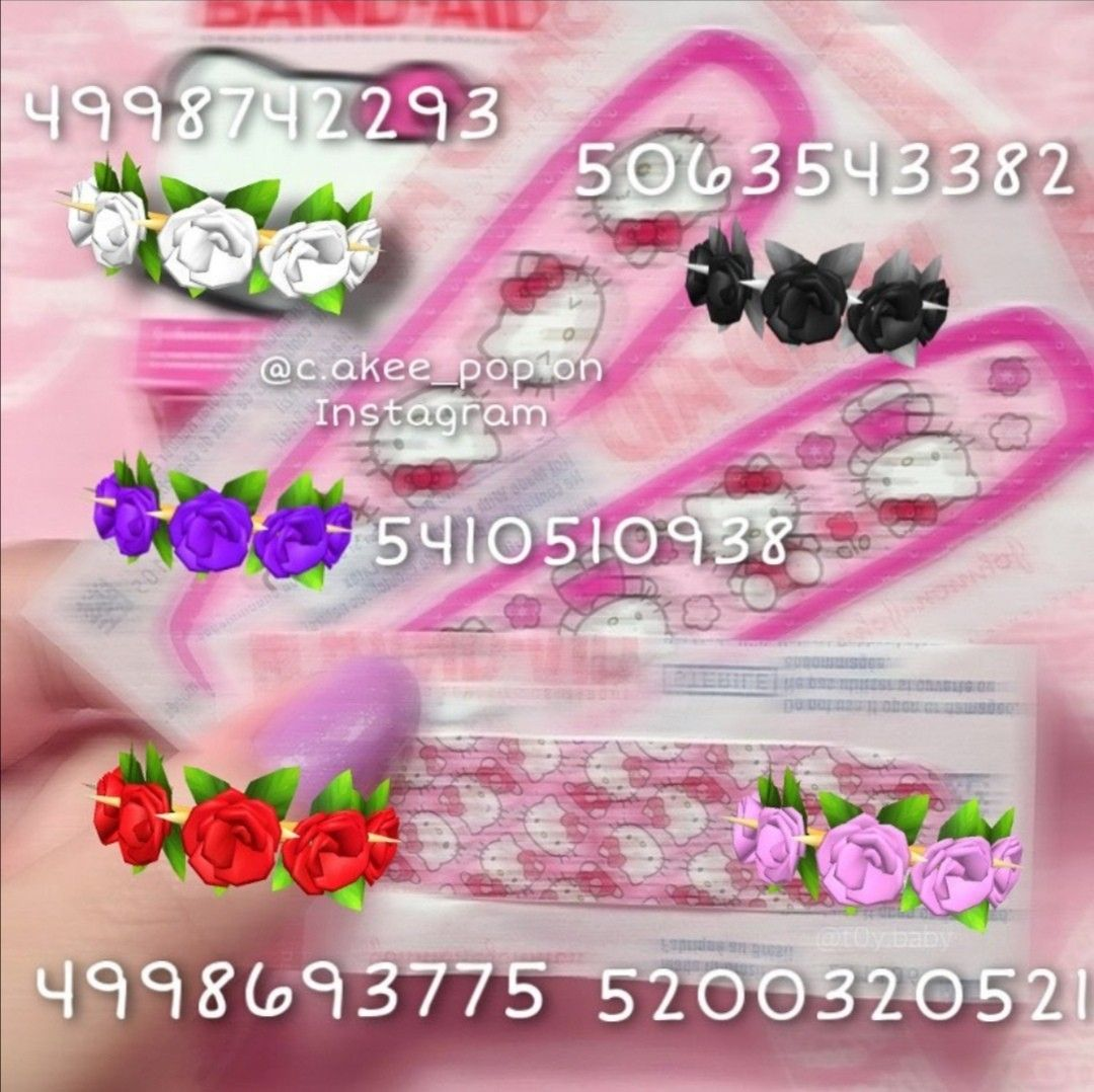 Flower code coding roblox pictures roblox codes