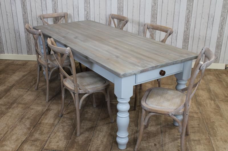 Distressed Farmhouse Dining Table Redboth Com Distressed Dining Table Distressed Wood Dining Table Grey Dining Tables