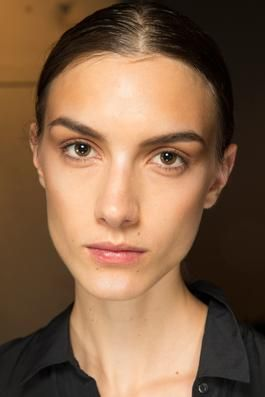 Prabal Gurung Spring 2015 Ready-to-Wear Fashion Show: Beauty - Style.com