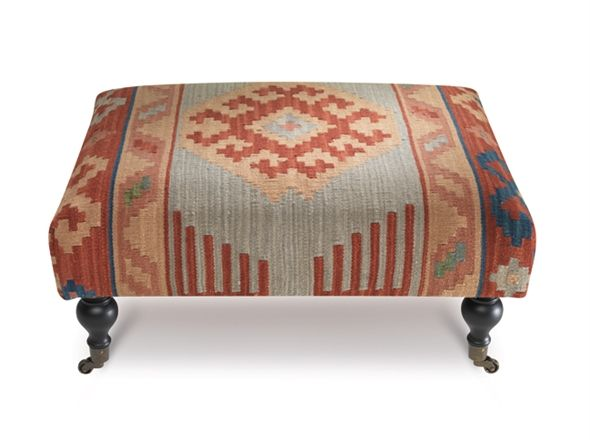 Anthropology Ottoman (Small) Himalaya | Ottoman, Sofa ...