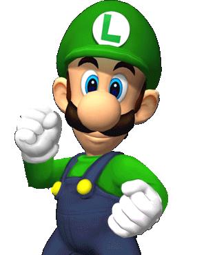 File Luigi2 Captainselect Mss Png Mario Bros Super Mario Mario And Luigi