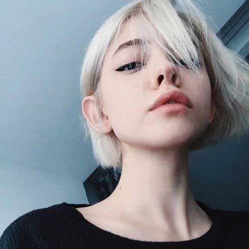 Short Blonde Hair Short Hair Styles Hair Styles Womens Haircuts