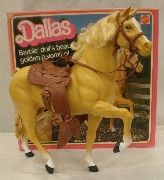had got to be one of my most memorable toys. Loved this horse!!