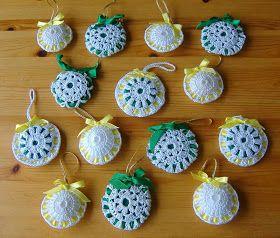 marianna's lazy daisy days: Christmas Crafts
