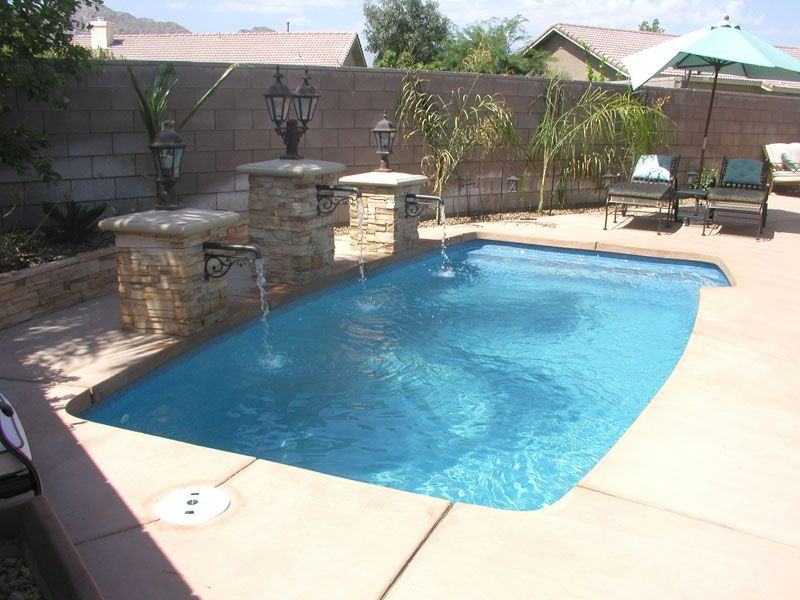 Pool and Spa Depot - Clearwater - Viking Fiberglass Pool ...