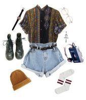 Grunge Kleidung: 30 coole und nervöse Grunge Outfits   - Outfit ideen - #coole #Grunge #Ideen #Kleidung #nervöse