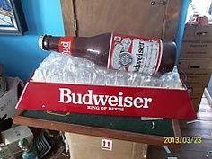 Vintage Budweiser Mirrors Budweiser Pool Table Light - Vintage budweiser pool table light