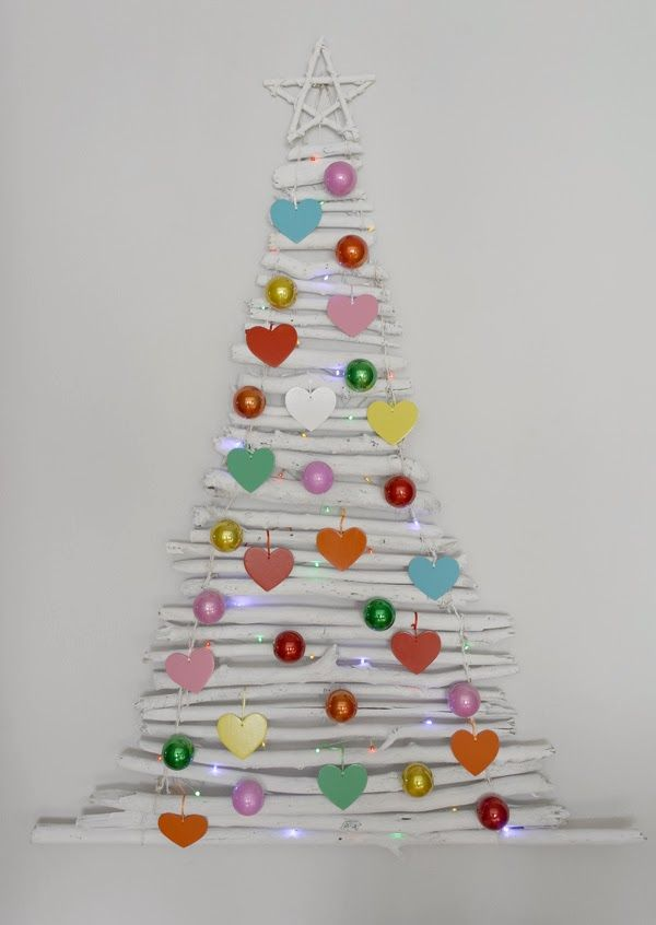 Wire Christmas Tree For Wall - WIRE Center •
