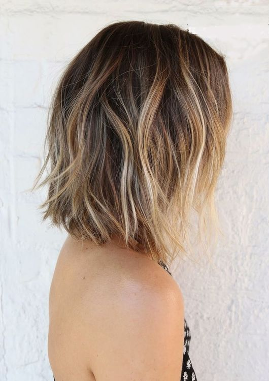 27 Amazing Styles Of Short Length Ombre Haircuts 2017 2018 Short