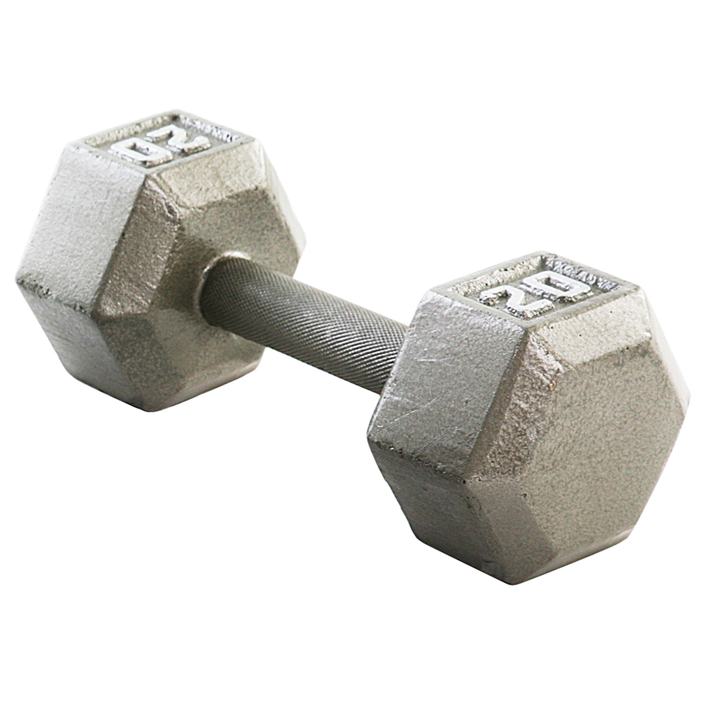 Weider 20 lb. Hex Dumbbell Fitness & Sports Strength