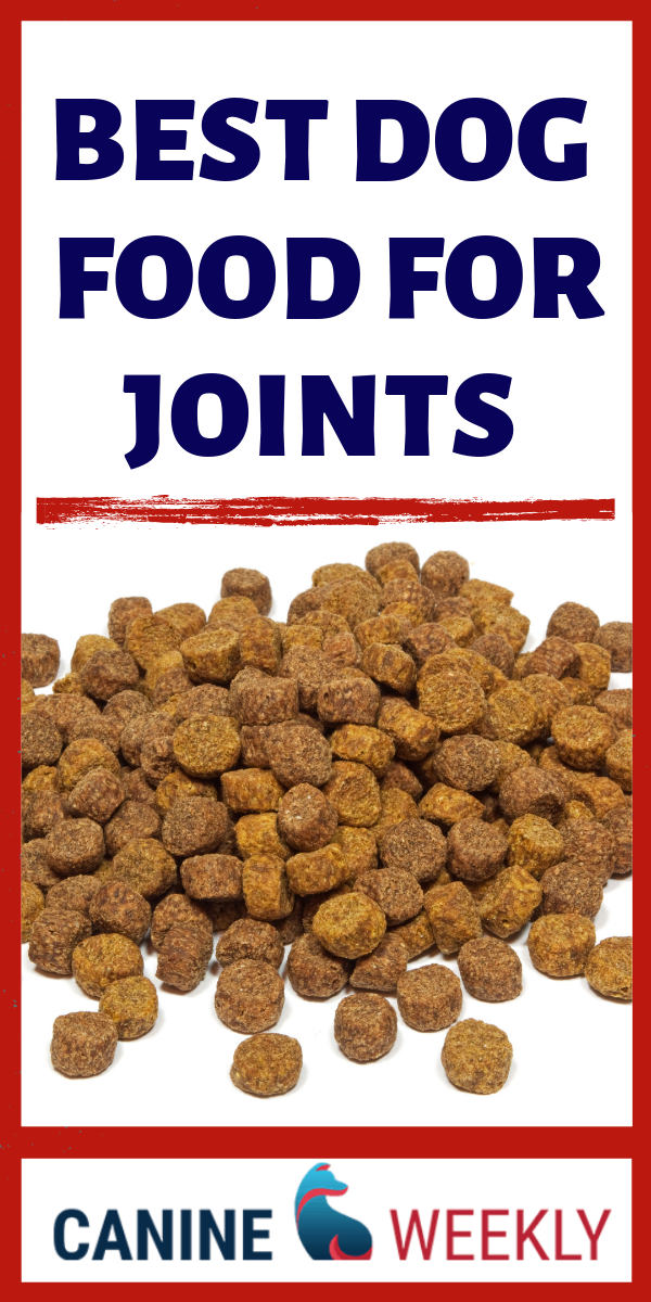 7 Best Dog Food For Arthritis And Joint Health In 2020 In 2020 Dog Food Recipes Best Dog Food Dog Nutrition