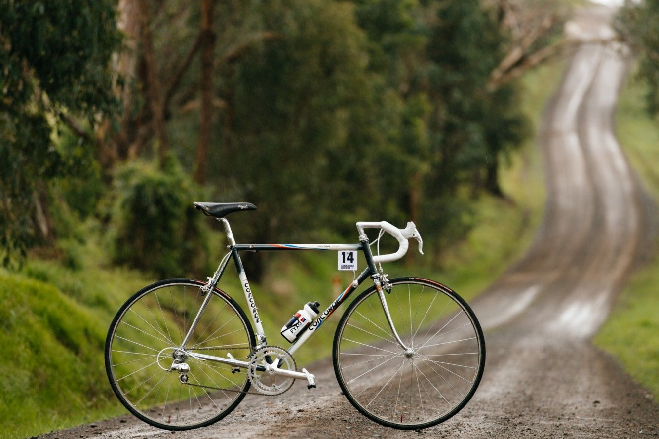 Andy S Concorde Squadra Pdm Road With Campagnolo Concorde Performance Bike Classic Road Bike