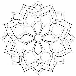 El Baúl de Moldes: Mandalas 1  Descubre todo sobre de los bebes en somosmamas.  http://www.somosmamas.com.ar/
