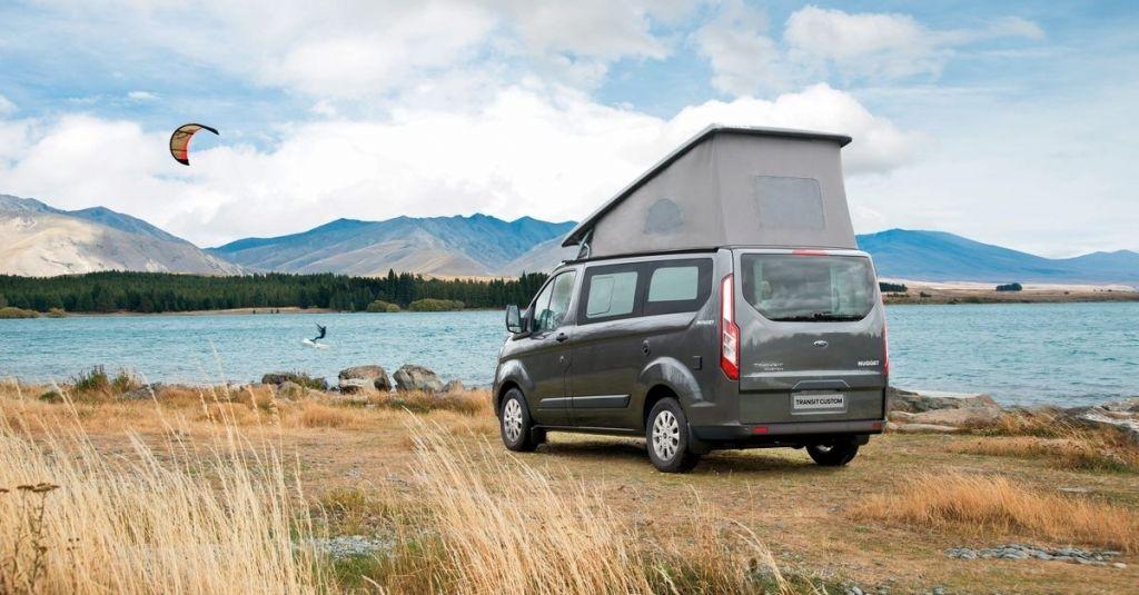 The Ford Camper Van We Wish We Could Buy In The U S Ford Transit Ford Transit Camper Conversion Ford Transit Camper