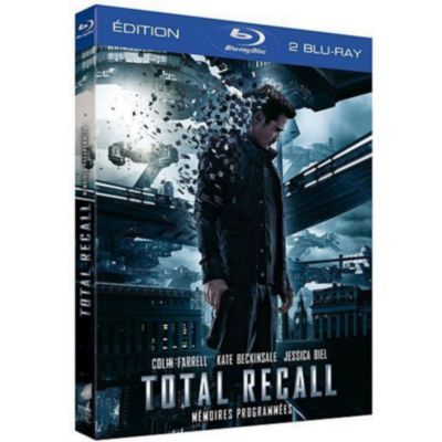 Blu-ray Film de science fiction SOPI TOTAL RECALL
