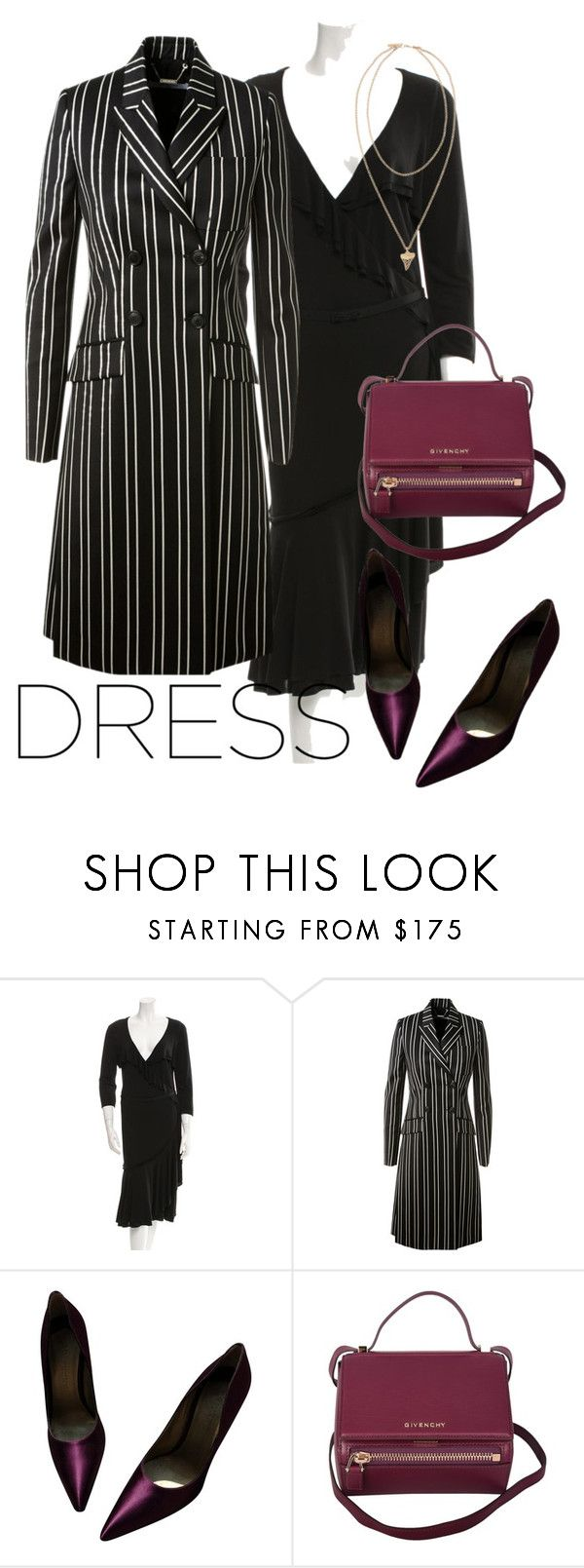 """""""DRESS     givenchy"""" by masayuki4499 ❤ liked on Polyvore featuring Givenchy"""