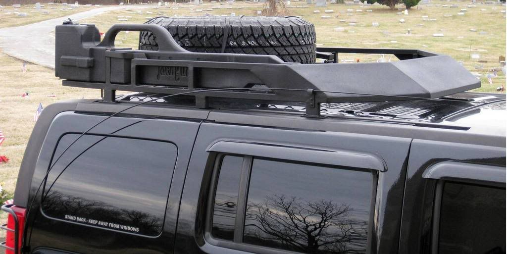 Protype Roof Rack Hummer Forums Enthusiast Forum For Hummer Owners Roof Rack Truck Roof Rack Hummer