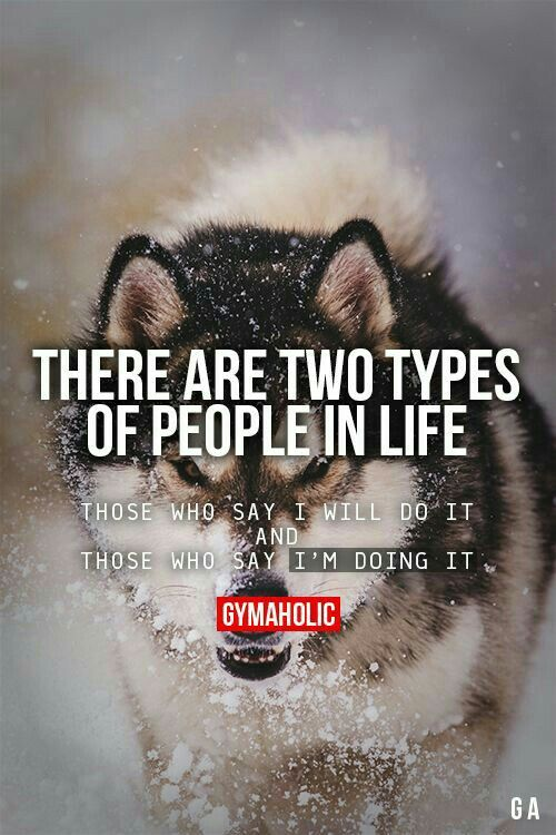 There are two types of people in life     | Life lessons