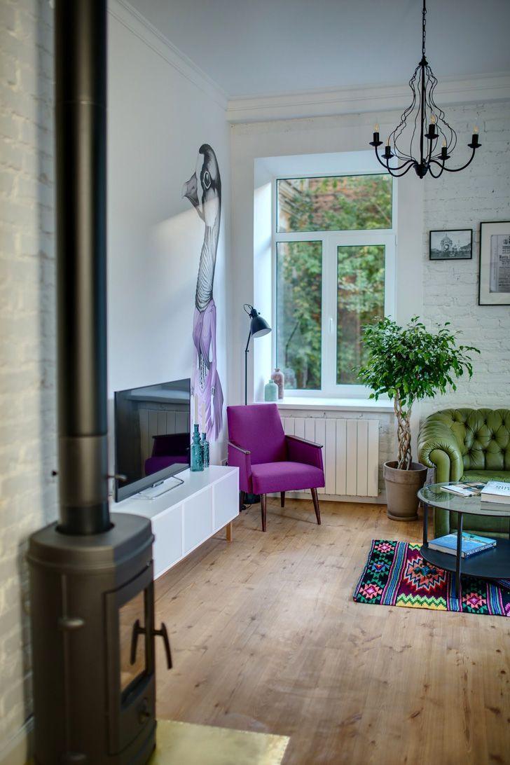 Дом | Пуфик - блог о дизайне интерьера