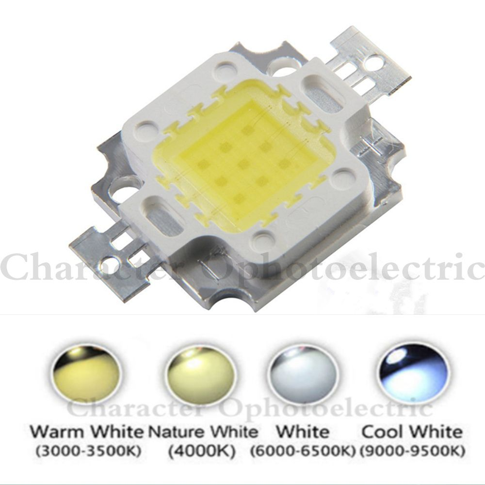 High Power 1w 3w 5w 10w 20w 30w 50w 100w Led Chip Warm Natural Cool White Beads With Images White Beads Cool Stuff Warm White