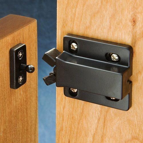 Cabinet Door Locks Reviews Minimalist Home Designs Latches Closet Door Hardware Door Accessories