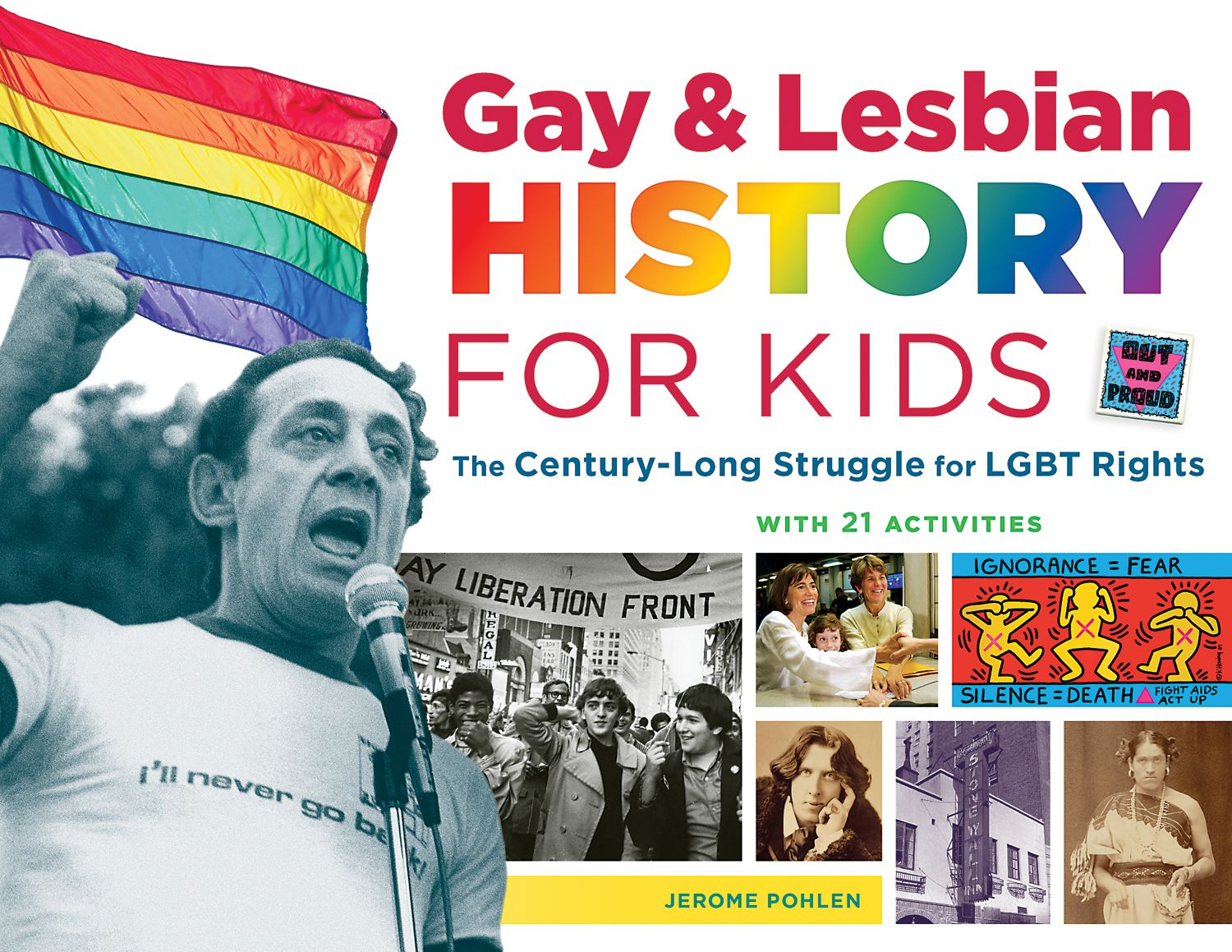 Five Children's Books To Get Your Family Ready For Pride