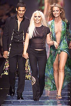 Versace Spring 2000 Ready To Wear Collection Style Com