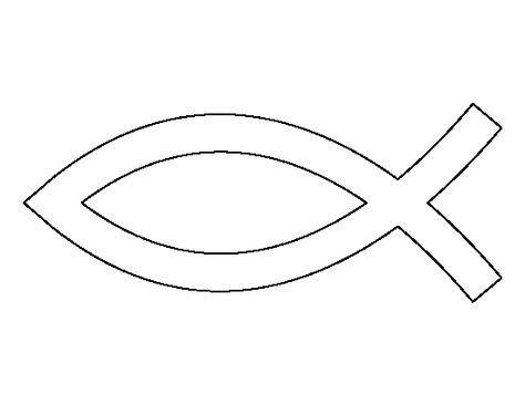 Fische basteln kommunion in 2020 Fisch vorlage Fische