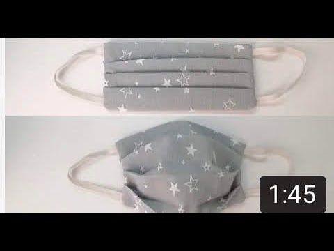 Photo of Mundschutzmaske selber machen ohne Nähmaschine – WIR GEHEN WILD