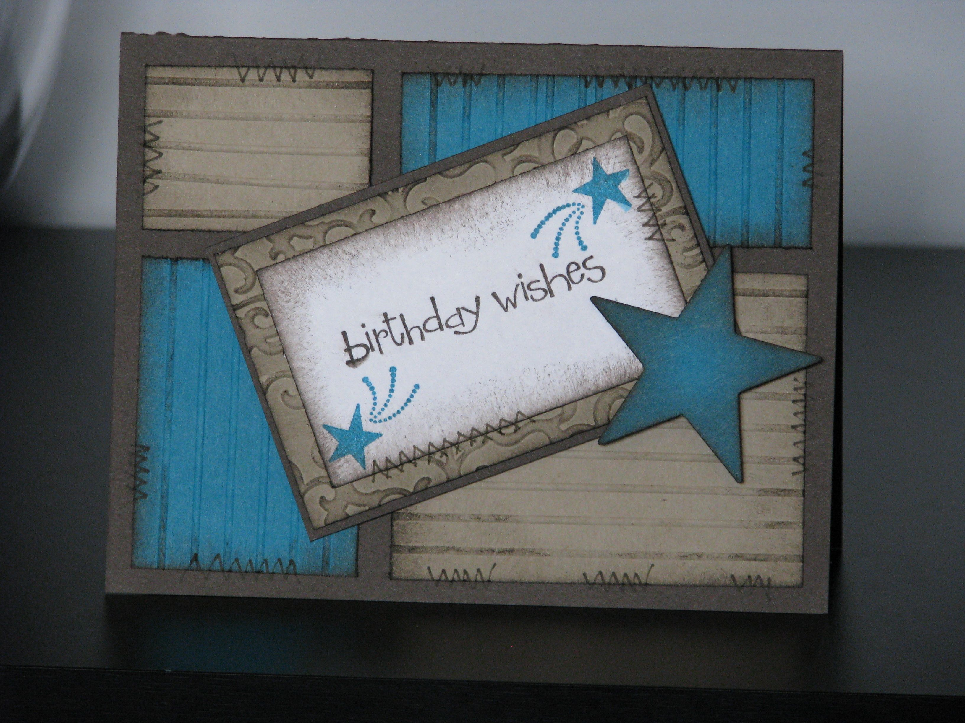 Card Making Party Ideas Part - 47: Made This For A Card Making Party.