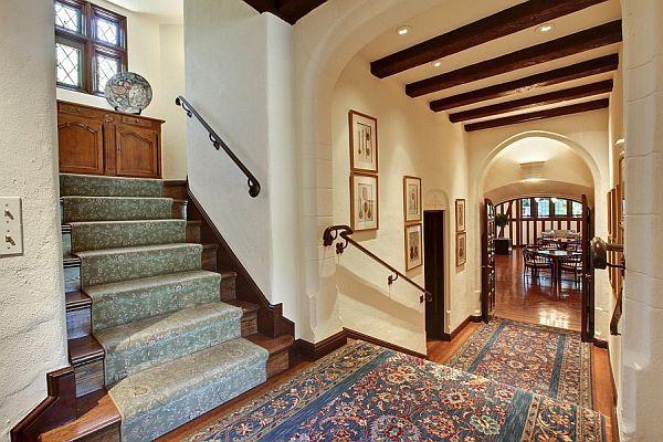 Imposing 7-bedroom English Tudor in California | English tudor ...