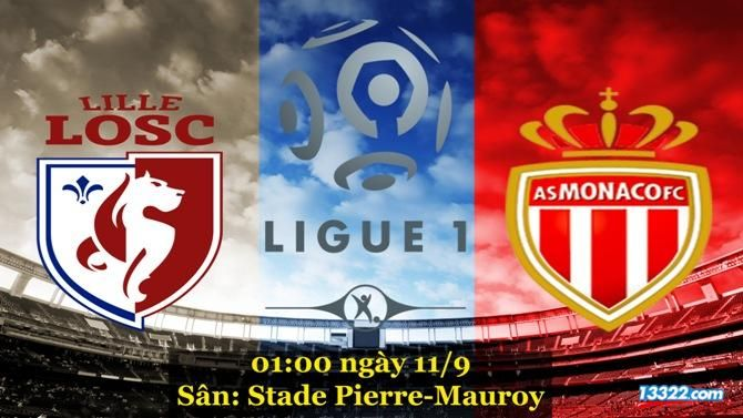 Nhận định Lille Vs Monaco Lille Kẹo