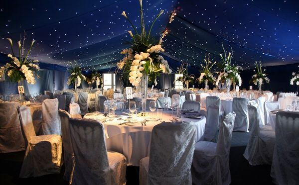 navy blue wedding reception decorations.htm tips on decorating the starlight wedding silver wedding  starlight wedding