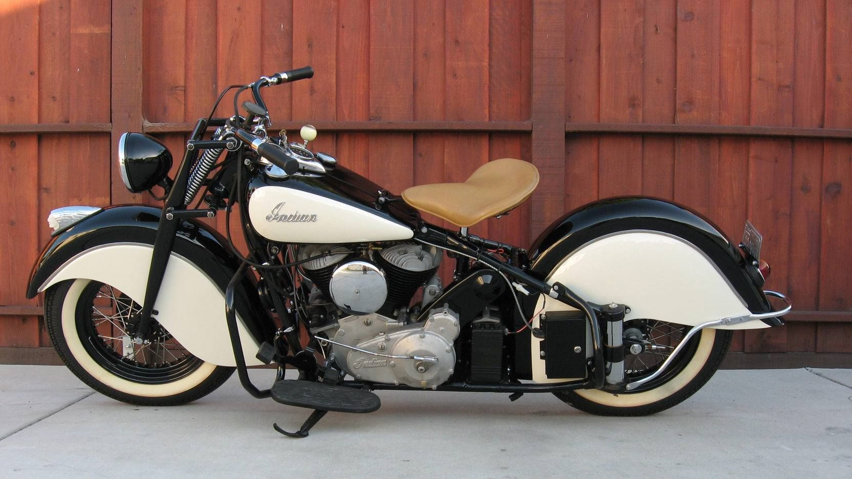 1947 Indian Chief rumbleon indian chief